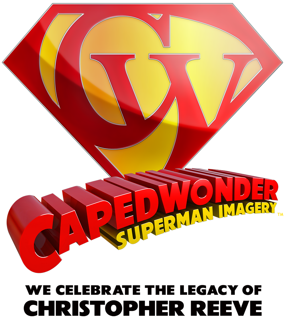 Caped Wonder Superman Imagery